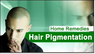 Home Remedies Hair Pigmentation and Curly Hairs