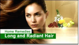 Home Remedies for Long and Radiant Hair