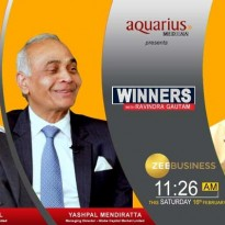 Founder of Globe Capital on Winners With Ravindra Gautam, Season-2